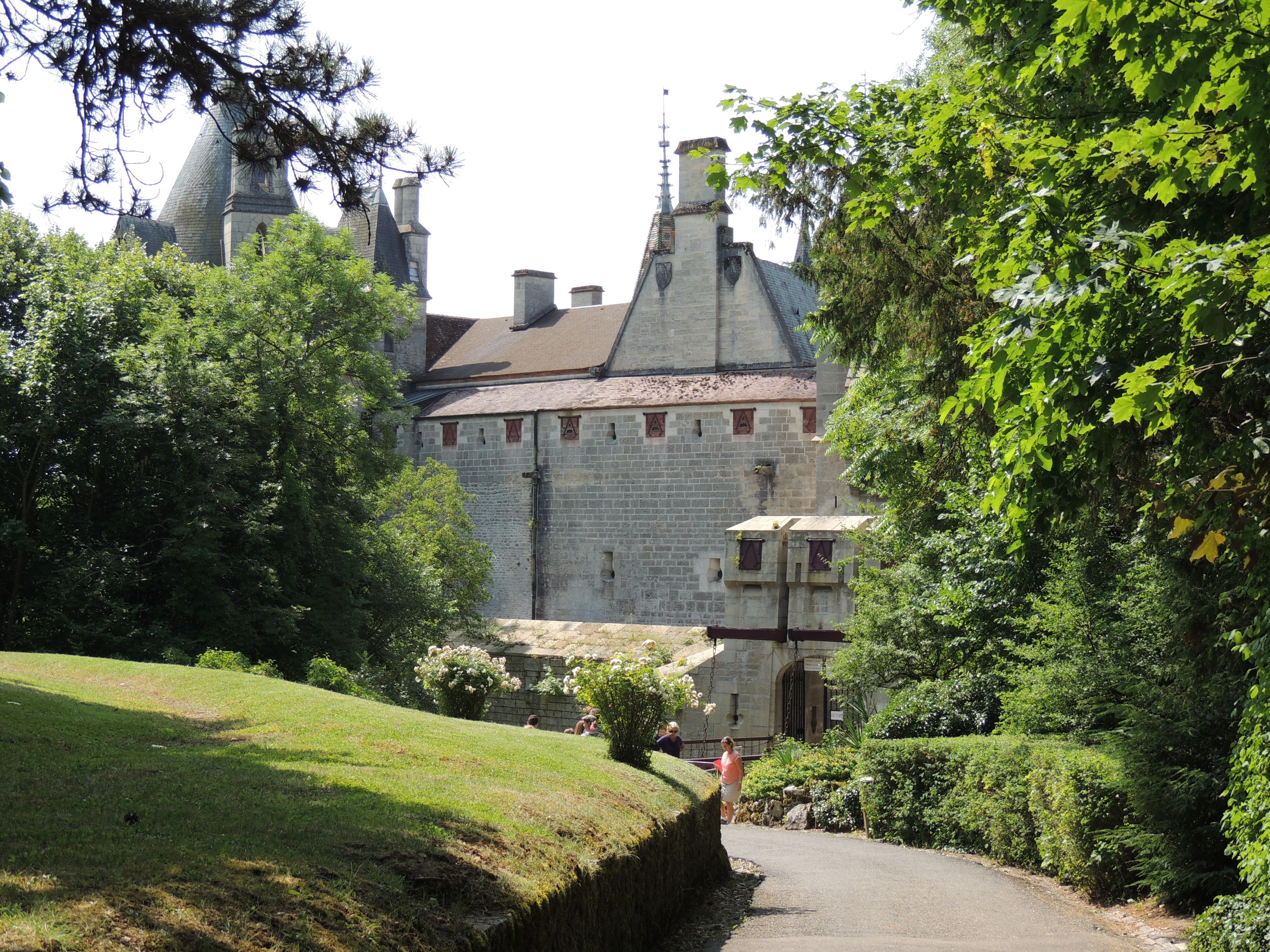 Eine Woche im Burgund – Une Semaine en Bourgogne