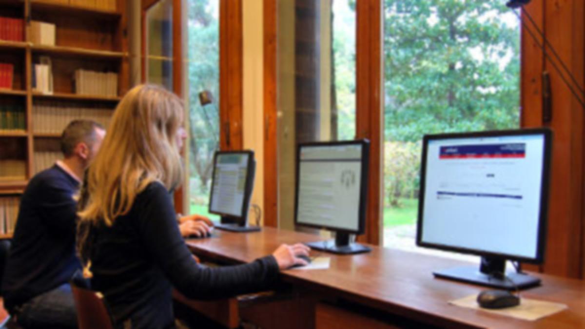 Diplomarbeit über verteilte, multimediale Bibliotheken
